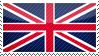 Union Jack Stamp UK by phantom