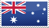 Australia Stamp by phantom