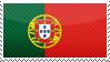Portugal Stamp by phantom