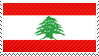 Lebanon Stamp by phantom
