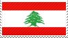 Lebanon Stamp by phantom