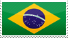 Brazil Stamp by phantom