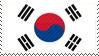 South Korean Stamp by phantom