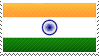 India Stamp by phantom