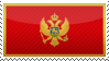 Montenegro Stamp by phantom