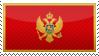 Montenegro Stamp by phantom