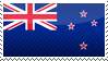 New Zealand Stamp by phantom