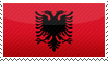 Albania Stamp by phantom