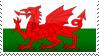 Wales Stamp by phantom