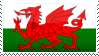 Wales Stamp by phantom
