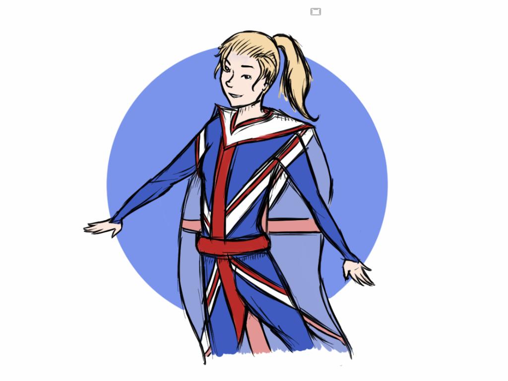 Captain UK by emilee1404