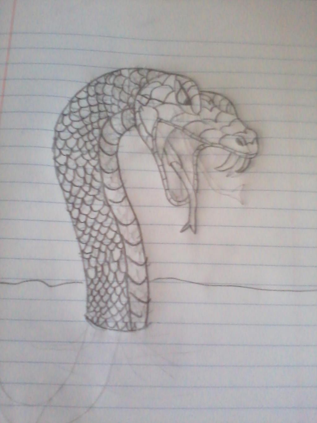 Lava Snake (WIP)