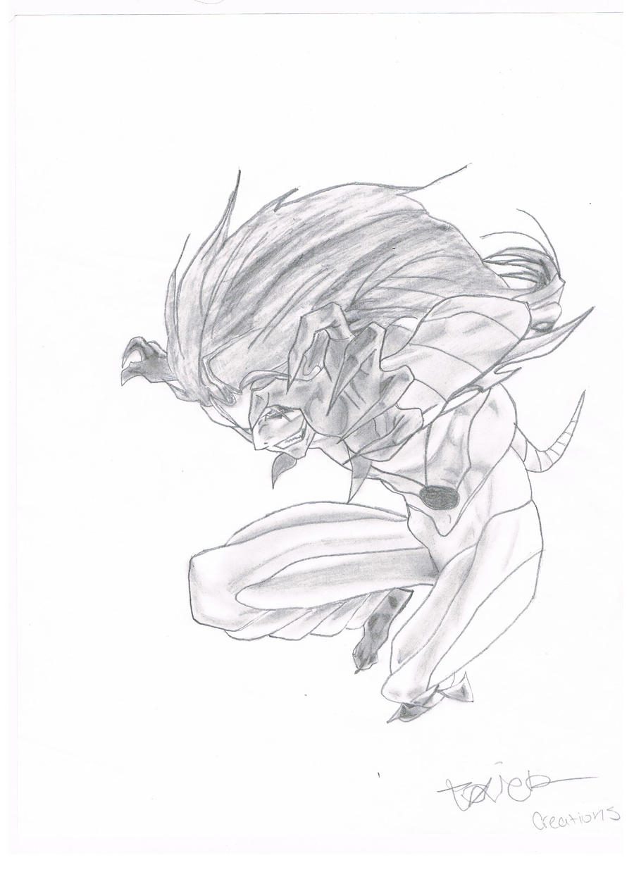 Grimmjow release 'Pantera' by Toxic-Hollow on DeviantArt