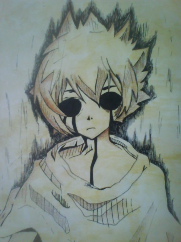 Scary Anime By HaleyPenguin42 On DeviantArt