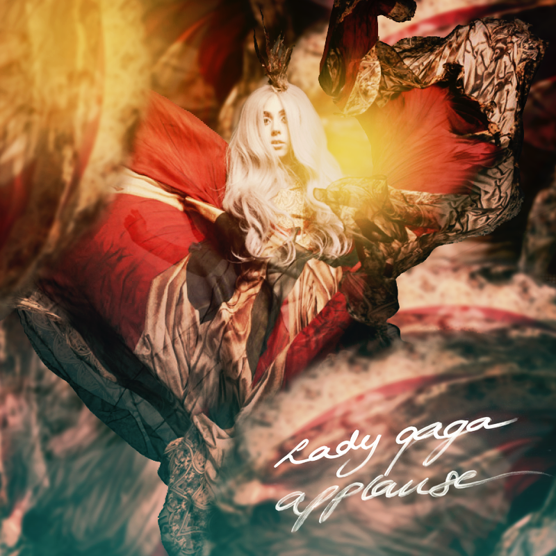 Lady Gaga - Applause by Hyonicorn on DeviantArt