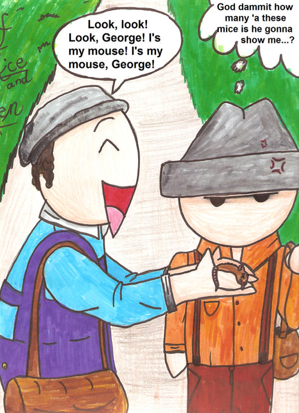 Why did george kill lennie essay