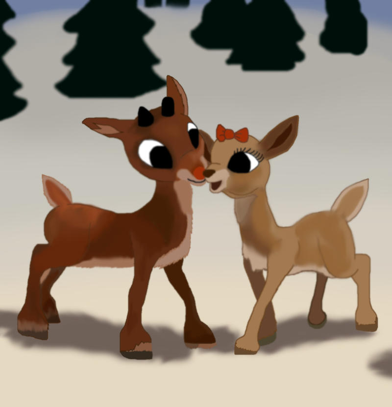 Rudolph and clarice wedding