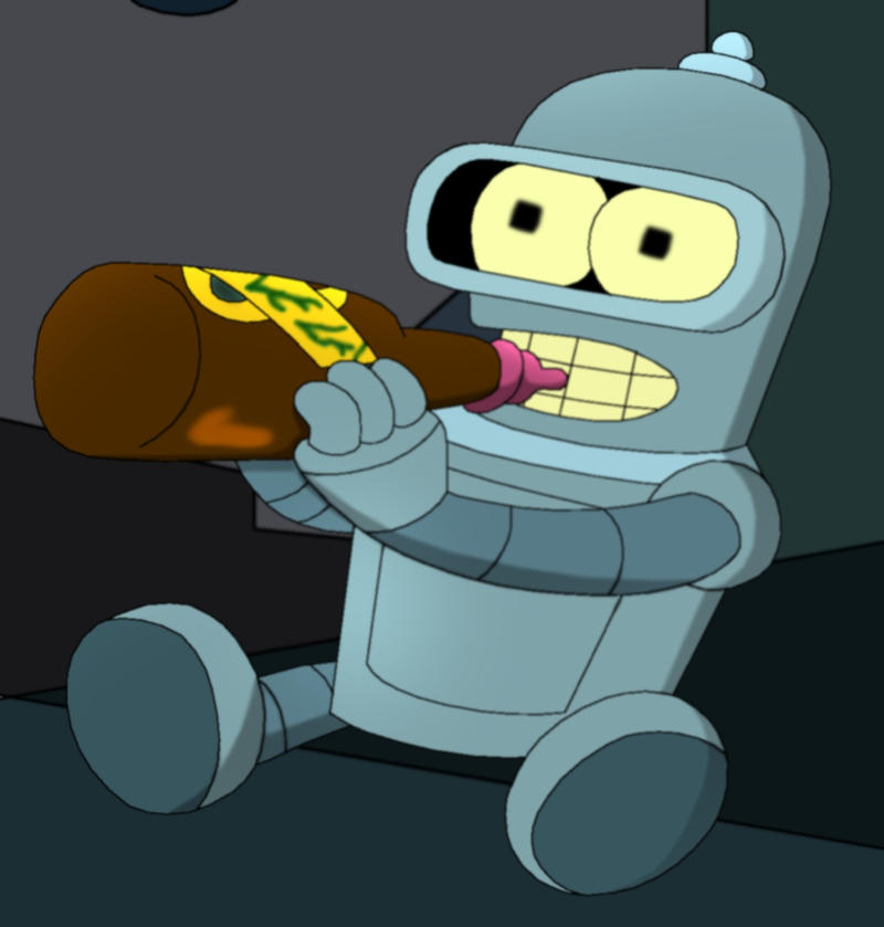 Wittle Baby Bender by MegBeth