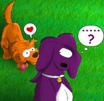 Puppy Love 2 by MegBeth