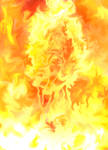 Esmeralda - Hellfire Photoshopped