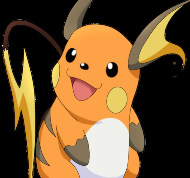 50 Pokemon 12 Raichu 328582292