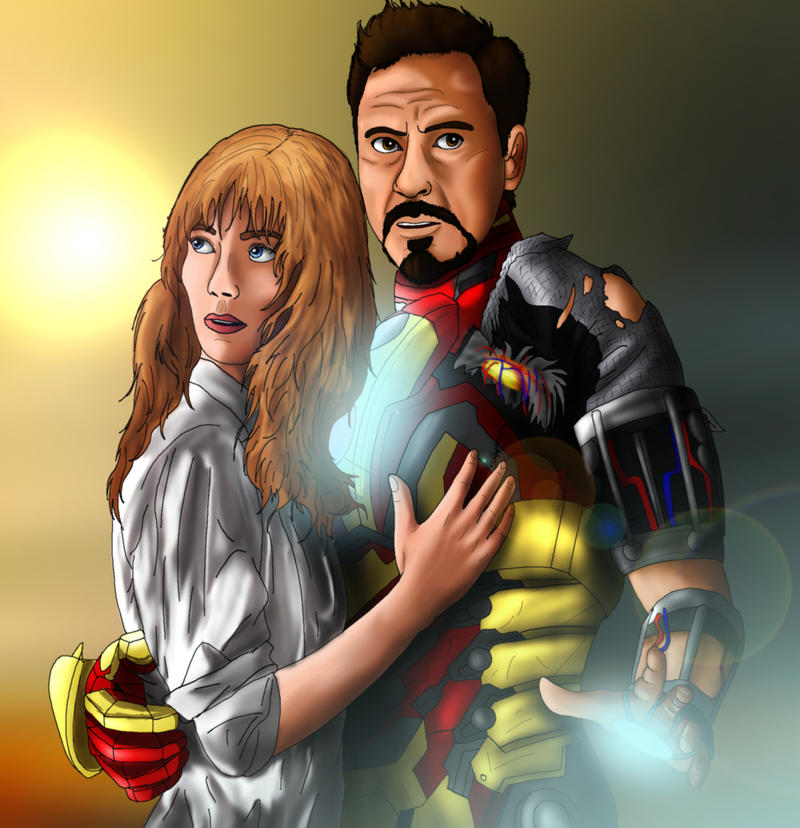 iron man 2 tony and pepper relationship marketing