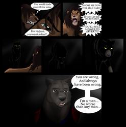 Valjean Takes His Revenge Part 3
