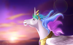 Celestia's Regret by MegBeth