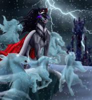 Let Your Evil Shine by MegBeth