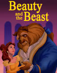 Beauty And The Beast DVD Cover REDO
