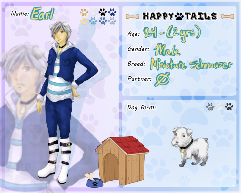 Happy Tails App by otaku-san1
