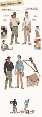Chapter 2 Character Sheet