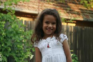 Cute Little Girl Portrait1