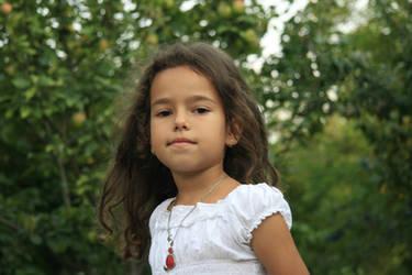 Cute Little Girl Portrait4