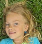 Little Girl - stock