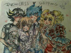 Happy Princessshipping Valentine !