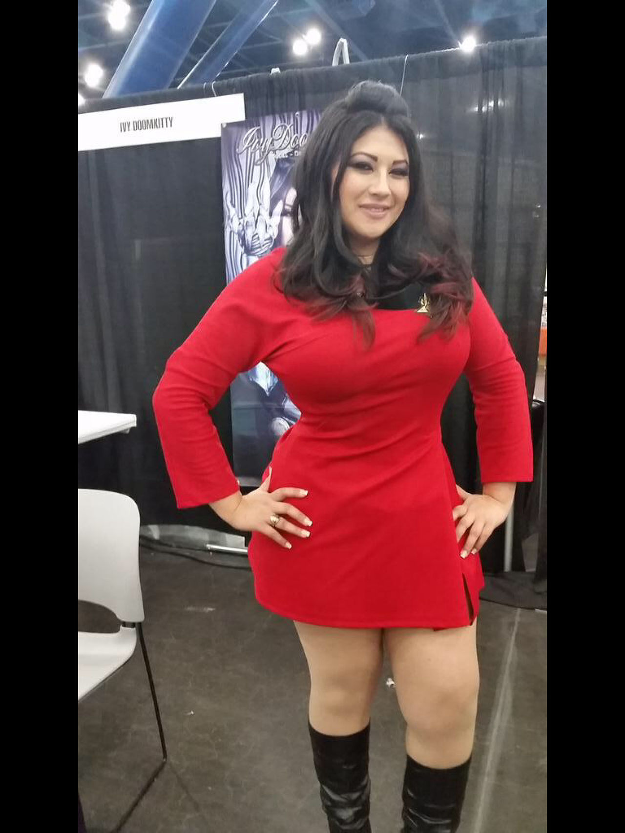 Star Trek Cosplay by Ivy Doomkitty 2 by Brokephi316 on ...