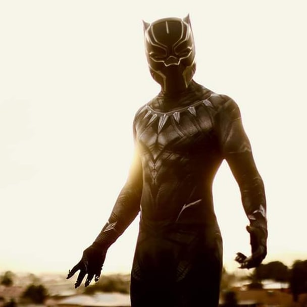 Free Comic Book Day Etiquette: Black Panther CW Cosplay Free Comic Book Day 2019 By