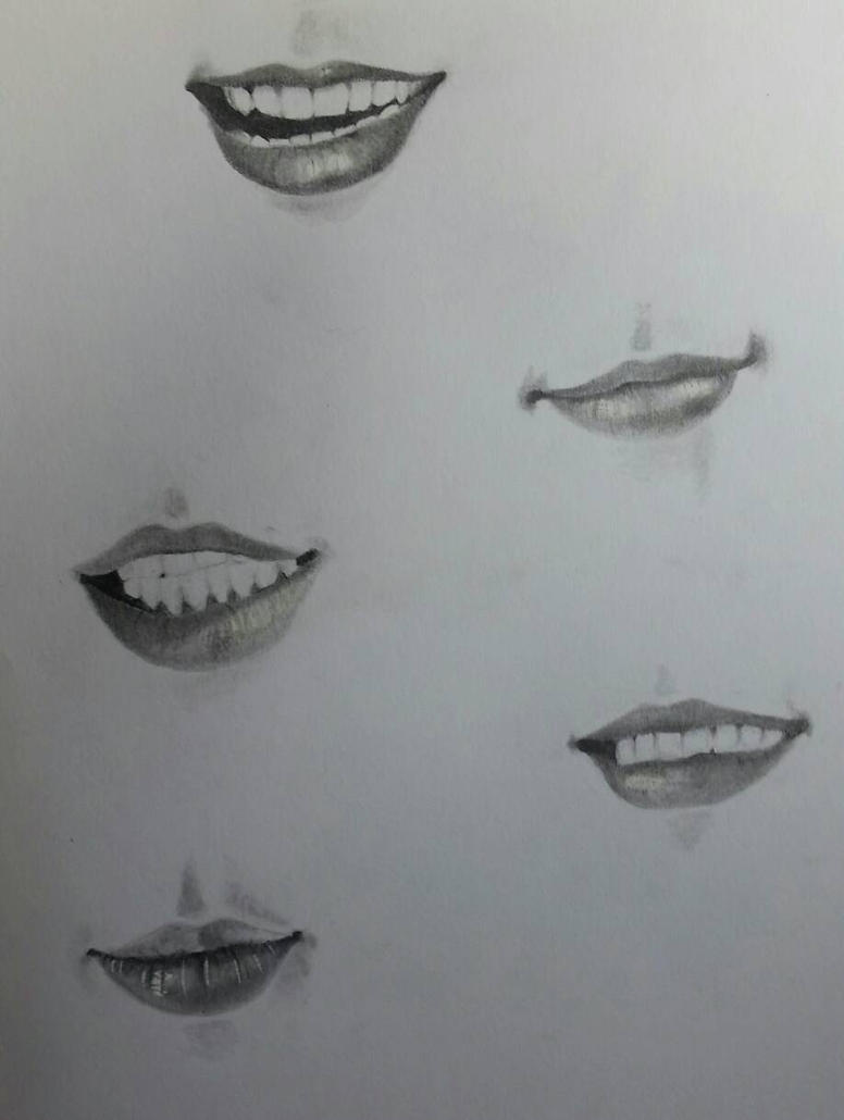 Mouth Practice  by kiba-akina