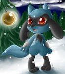 Riolu's First Christmas
