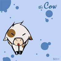 Zodiac- Cow by Nekoyasha-