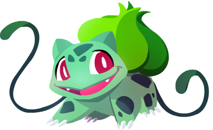 Bulbasaur 001 by Kuitsuku