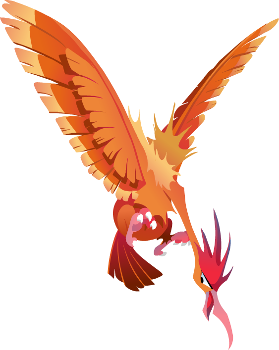 Fearow #022 by Kuitsuku on DeviantArt