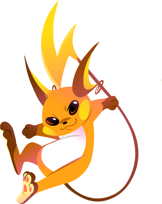 Raichu #26 by Kuitsuku on DeviantArt