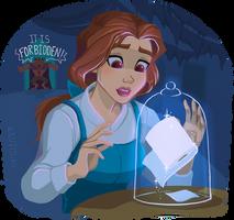 Social Distancing Belle