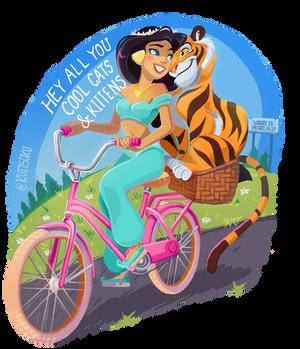 Tiger King Jasmine