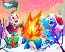 Merry Poke Christmas 2020
