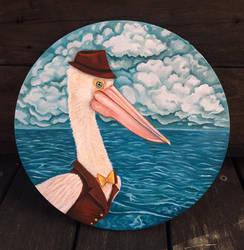 Percival the Pelican