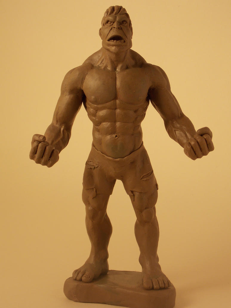 Hulk the the mighty by KitBoab