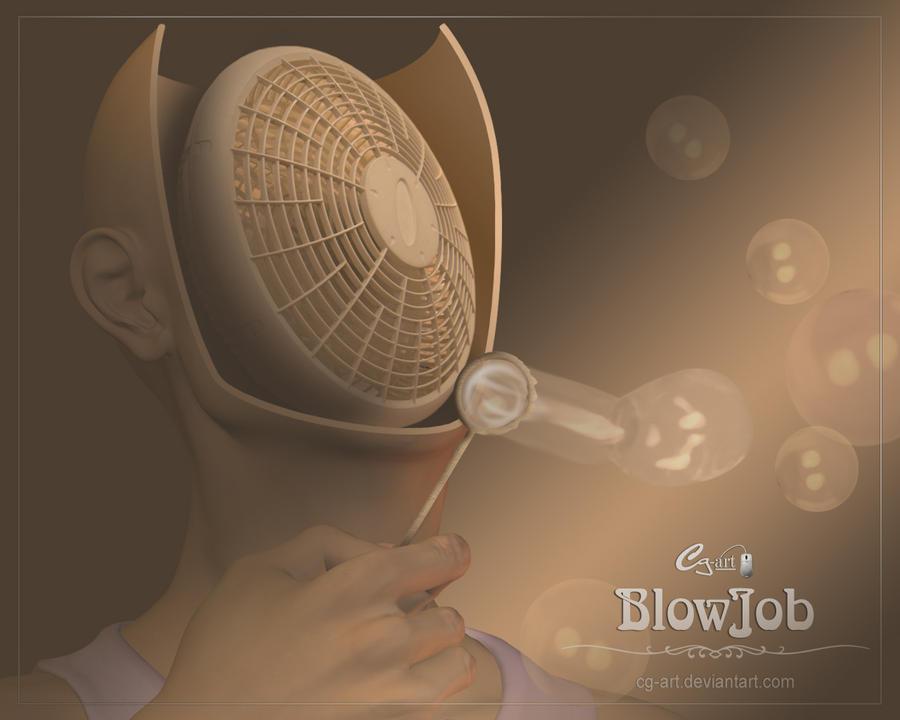 Blowjob by cg-art